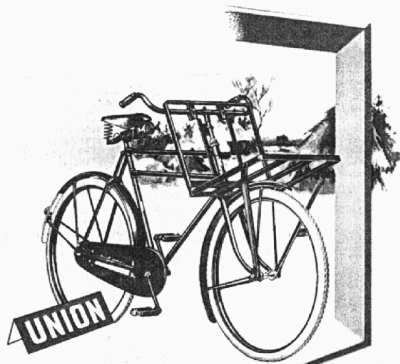 Union transportfiets