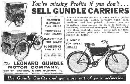 Gundle Carrier